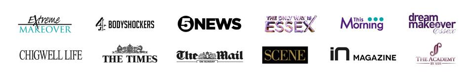 Ash in the Media